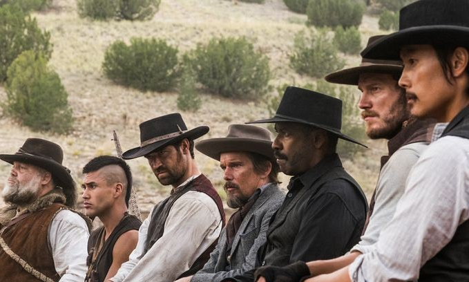 The Magnificent Seven Teaser Released