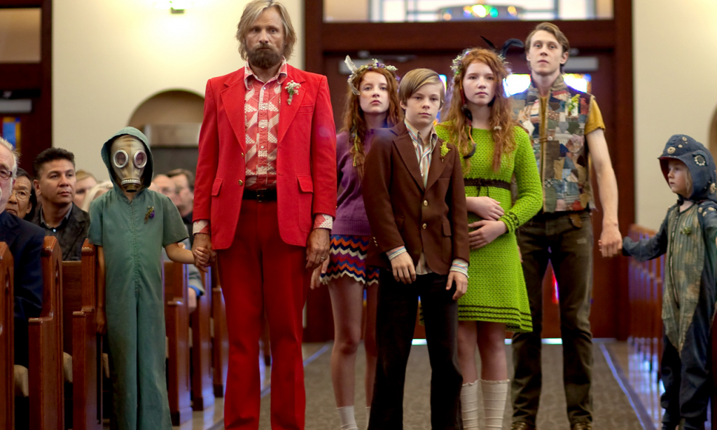 Captain Fantastic Trailer Released