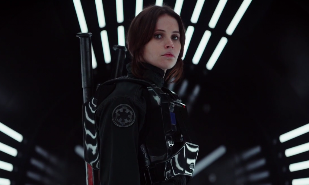 Rogue One: A Star Wars Story Teaser Released