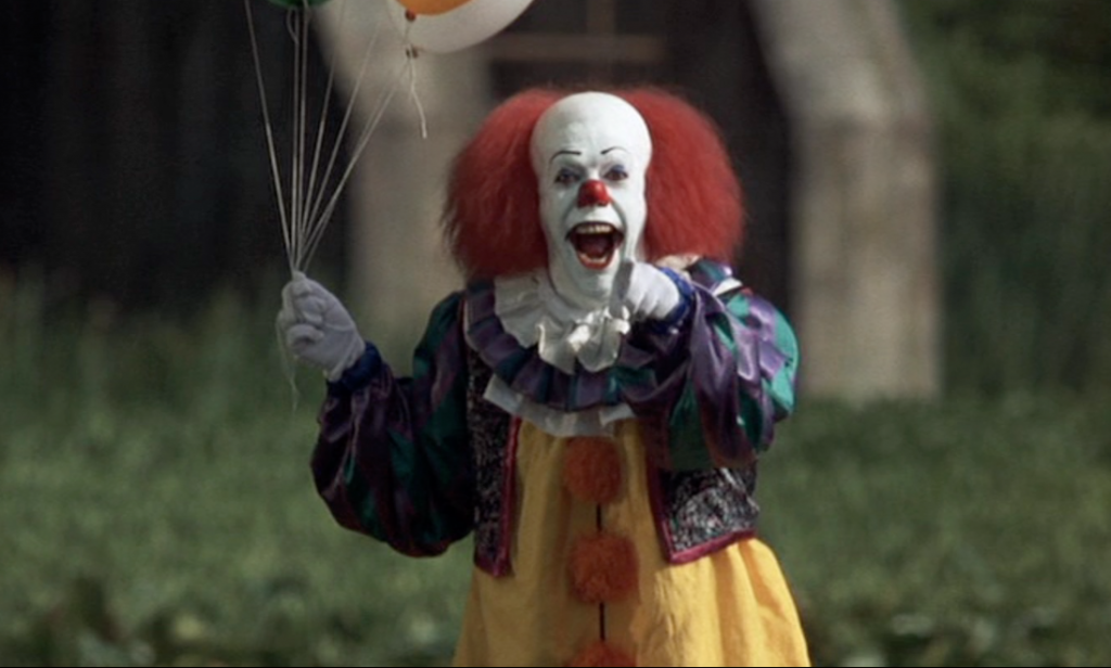 Pennywise the Clown Cast in Stephen King's IT
