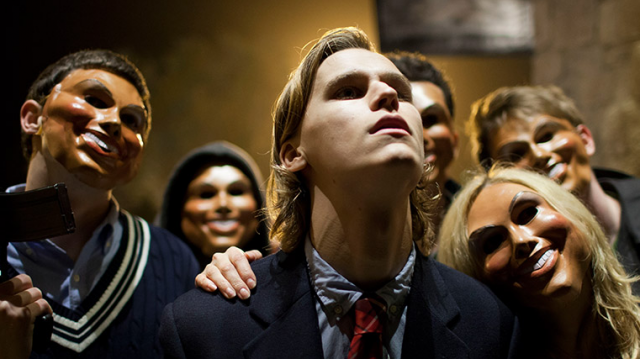 Rhys Wakefield The Purge Mask | www.pixshark.com - Images ...