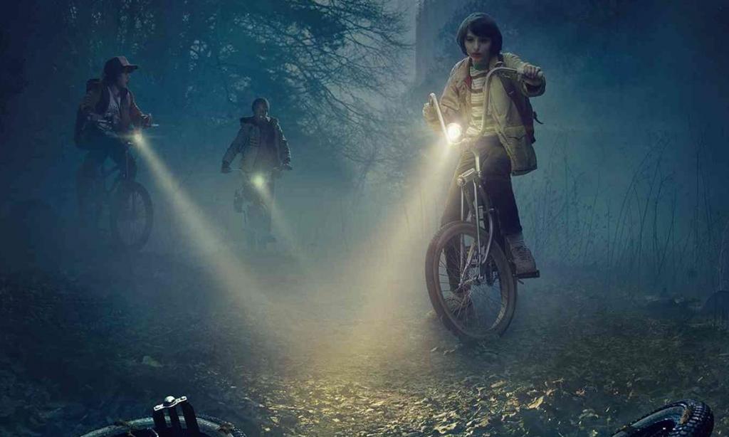 Stranger Things Trailer Released