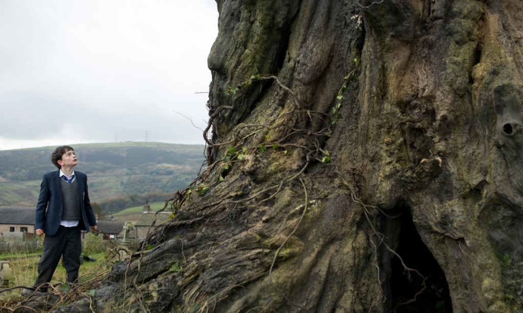 A Monster Calls Trailer Released
