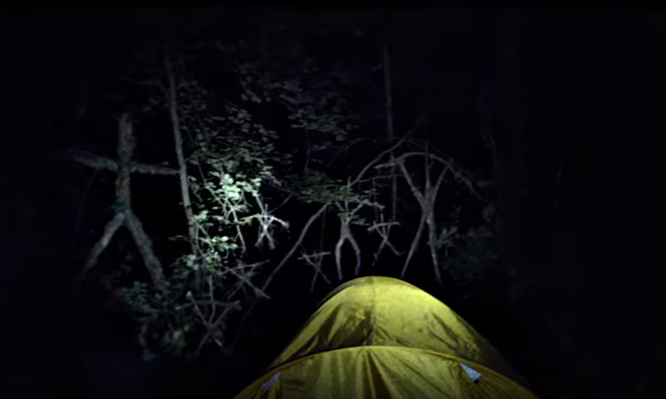 Blair Witch Trailer Released
