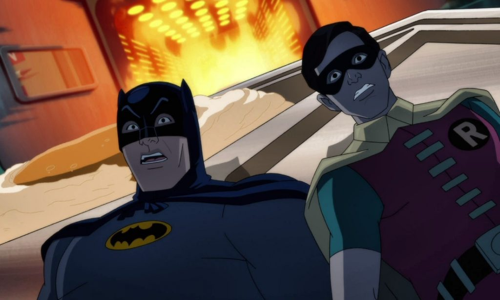 Batman: Return of the Caped Crusaders Trailer Released