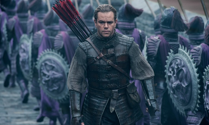 The Great Wall Trailer Released