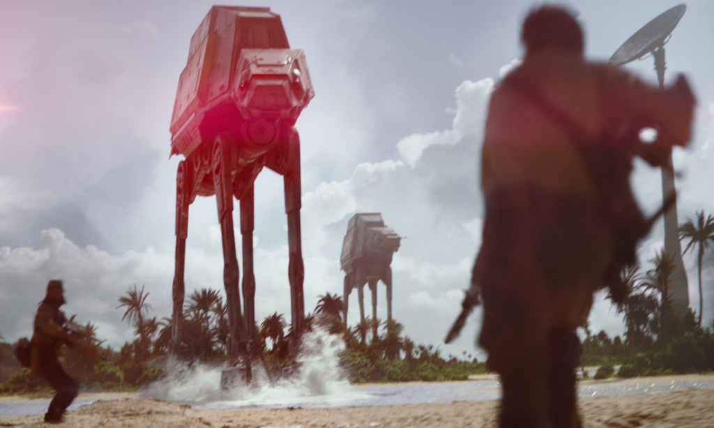 Rogue One Official Trailer Released