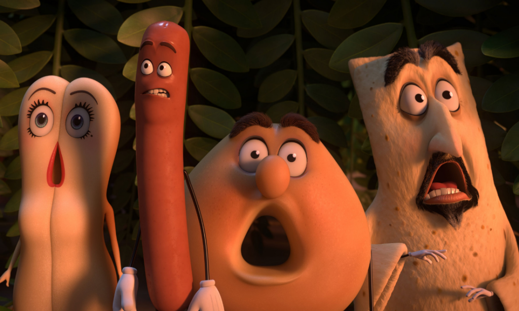In Theaters Review: Sausage Party