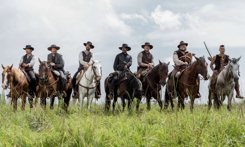 In Theaters Review: The Magnificent Seven
