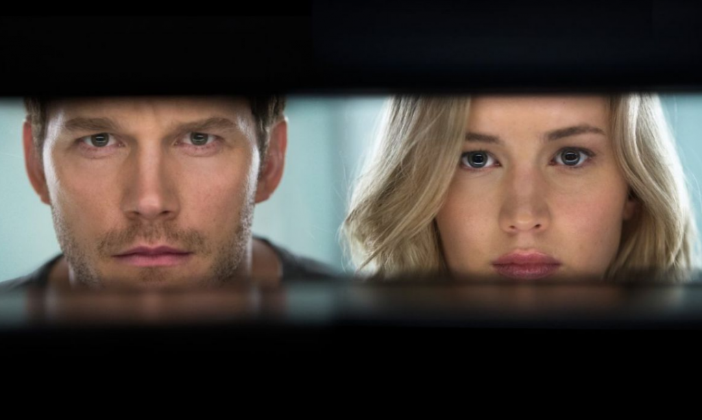 Passengers Trailer Released
