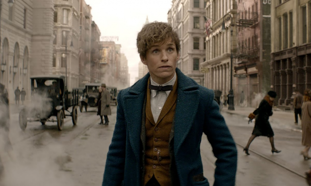 In Theaters Review: Fantastic Beasts and Where to Find Them
