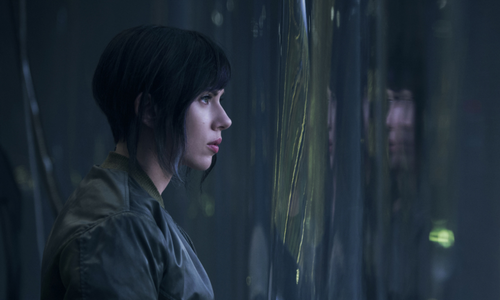 Ghost in the Shell Trailer Released