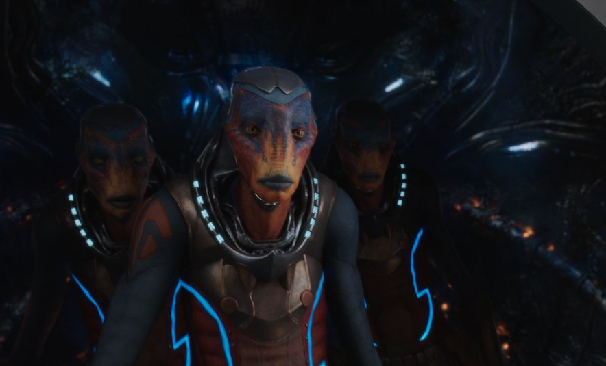 Valerian and the City of a Thousand Planets Teaser Released