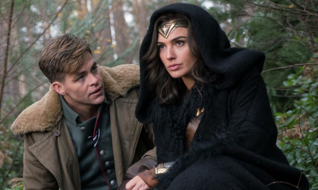 Wonder Woman Trailer #2 Released