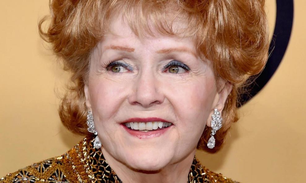 R.I.P. Debbie Reynolds (1932-2016)