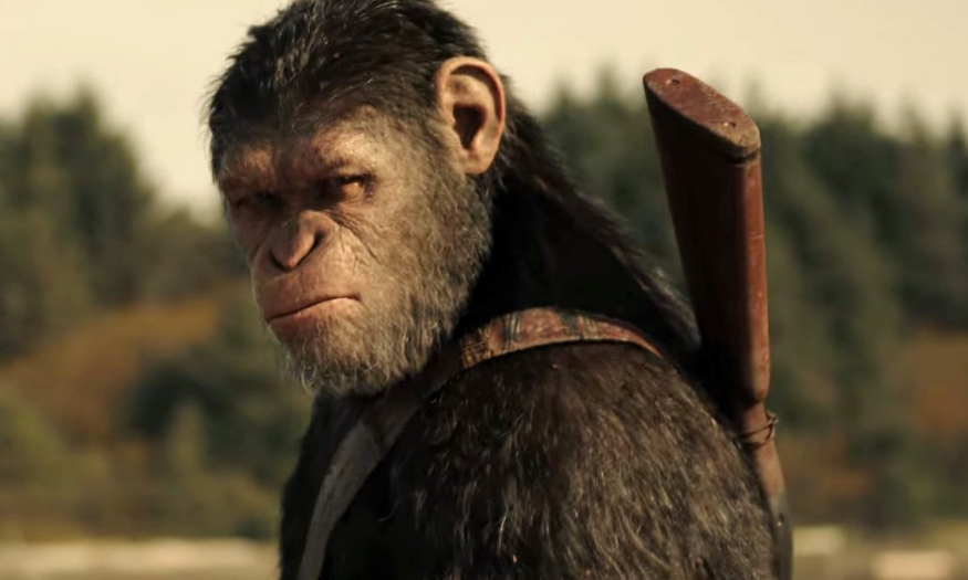 War for the Planet of the Apes Trailer Released