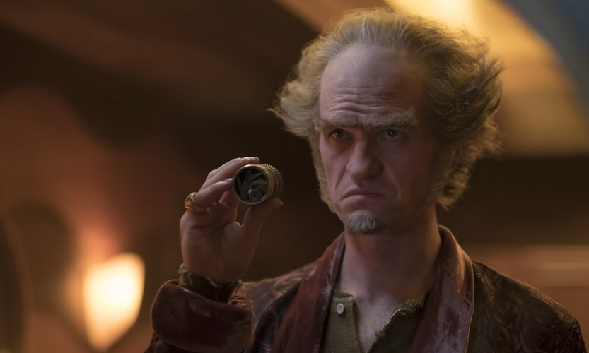 A Series of Unfortunate Events Season 1 Wrap-Up