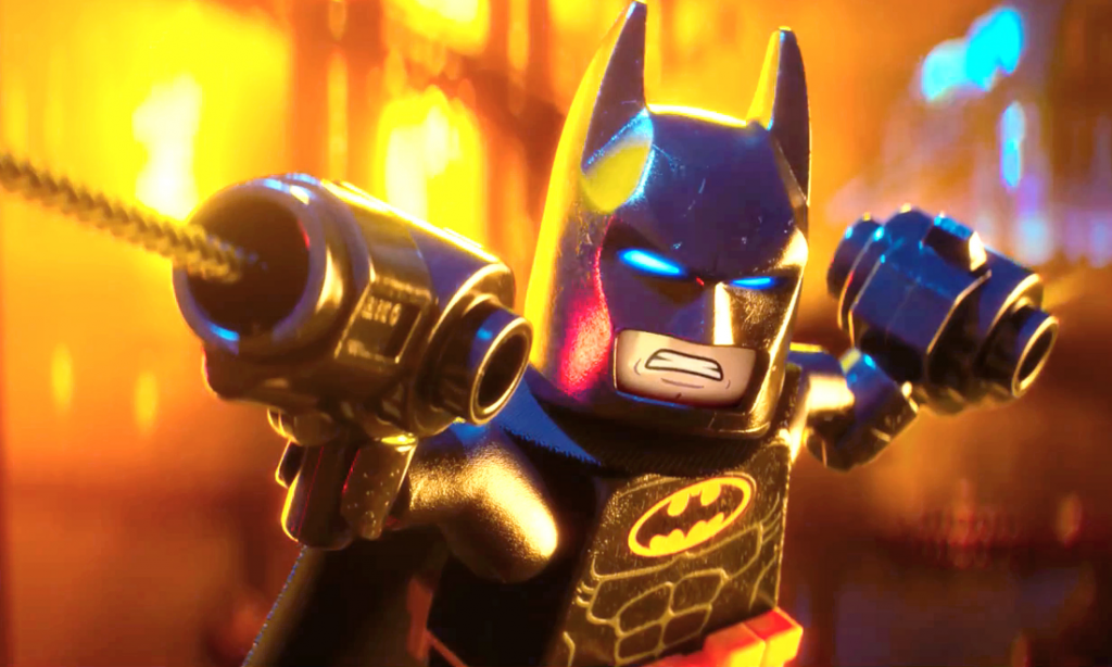 In Theaters Review: The Lego Batman Movie