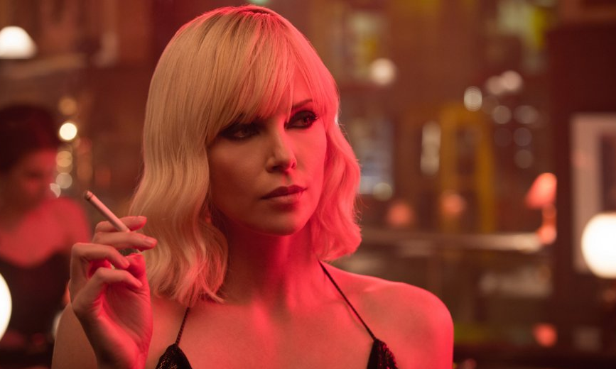 Atomic Blonde Trailer Released