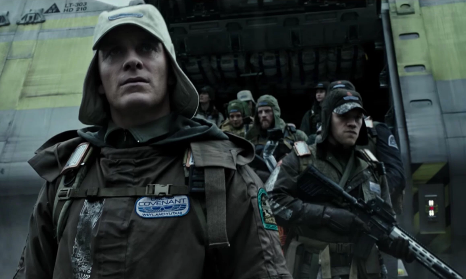 Alien: Covenant Trailer #2 Released