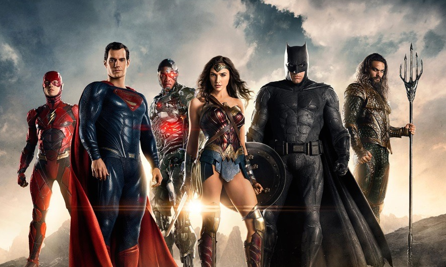 Justice League Teasers Released