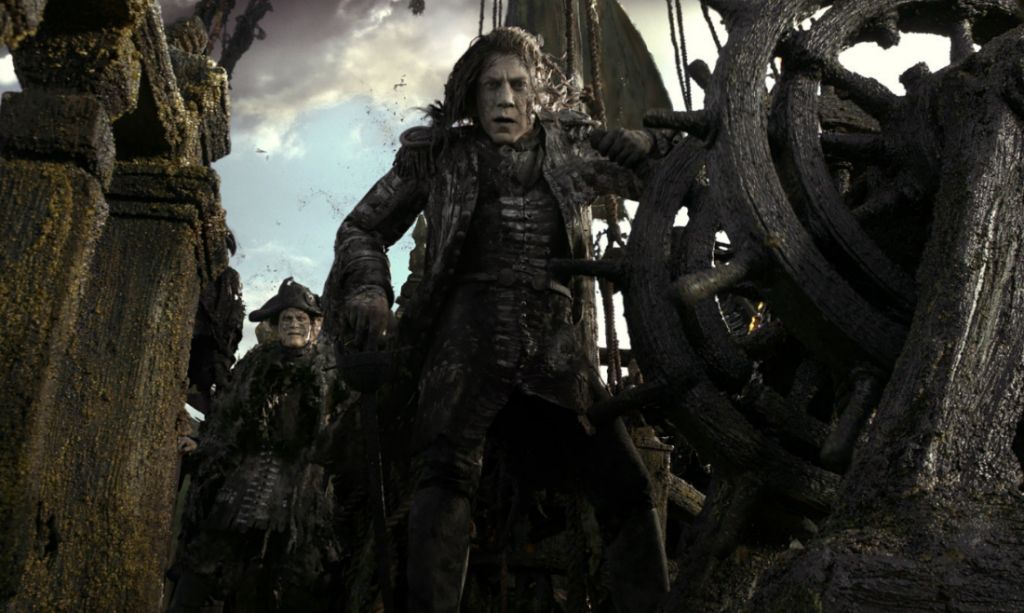 Pirates of the Caribbean 5 Trailer Released