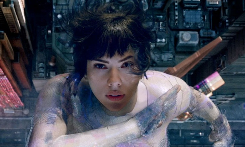 In Theaters Review: Ghost in the Shell
