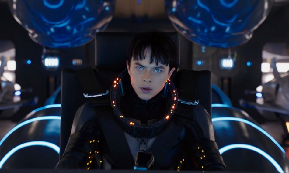 Valerian and the City of a Thousand Planets Final Trailer Released
