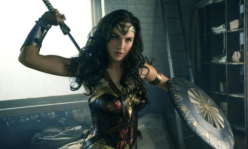 In Theaters Review: Wonder Woman