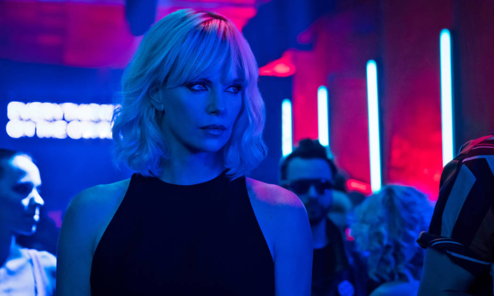 In Theaters Review: Atomic Blonde