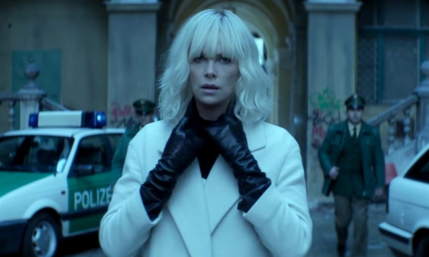 Atomic Blonde Final Trailer Released