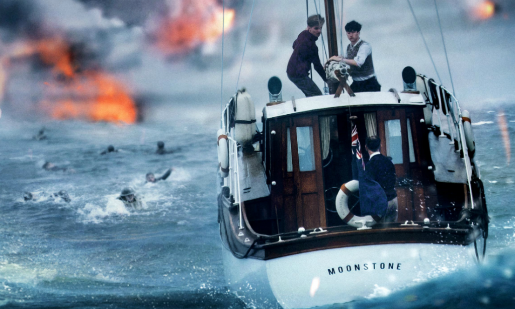 In Theaters Review: Dunkirk