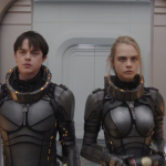 In Theaters Review: Valerian and the City of a Thousand Planets