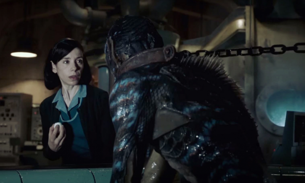 The Shape of Water Trailer Released