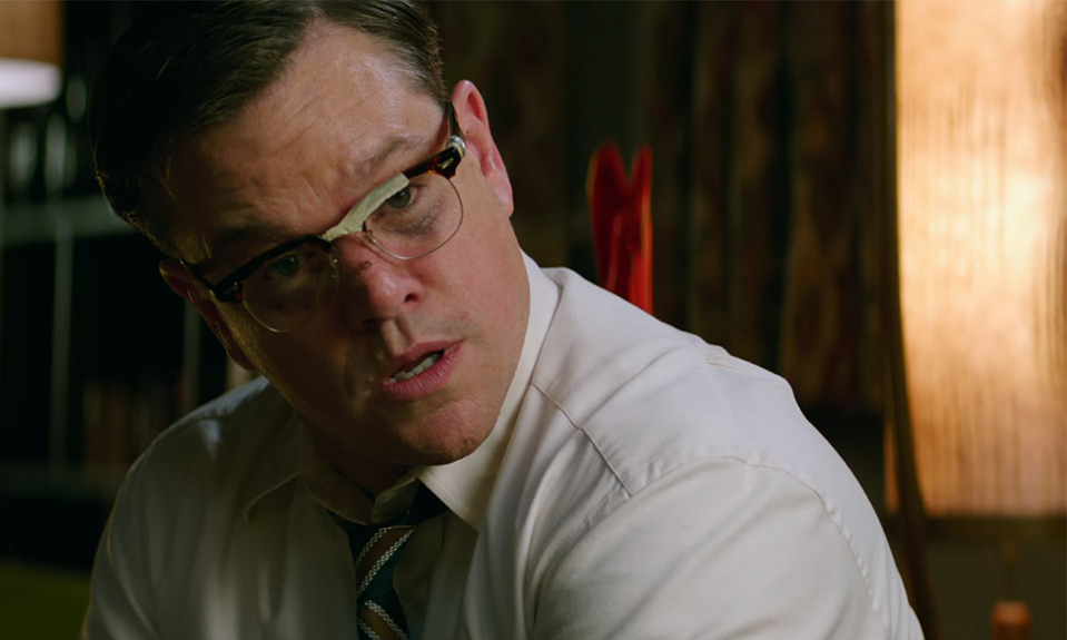 Suburbicon Trailer Released