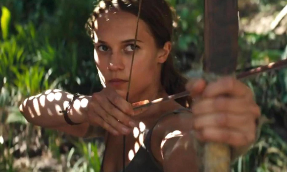 Tomb Raider Trailer Released