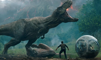Jurassic World: Fallen Kingdom Trailer Released