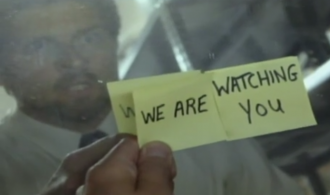 Short Film Review: The Watchers