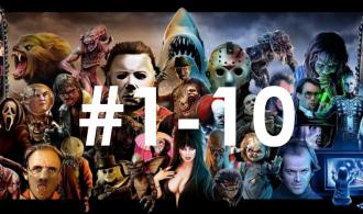 Cinema Smack's 31 Days of Horror Part 1 (#1-10)
